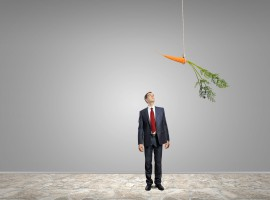Dangling a carrot to secure a commercial tenant