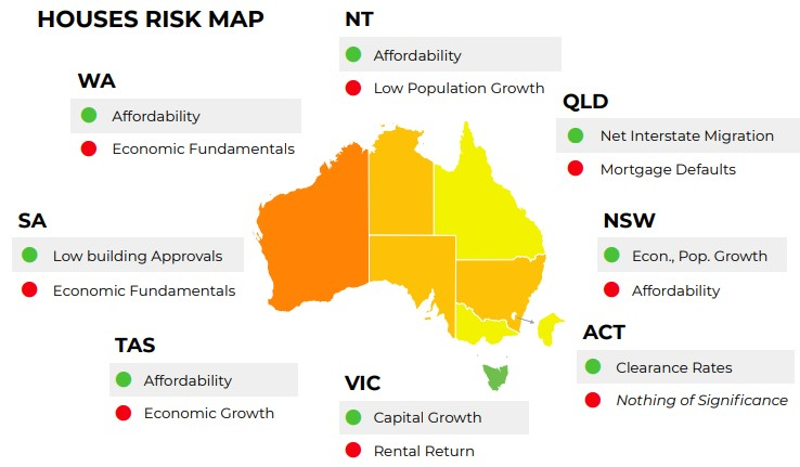 House Risk Map