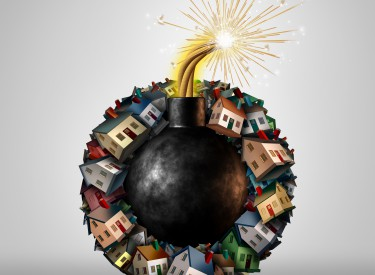 A ticking time bomb for property investors. Prices will fall 40%. Is 60 Minutes right?