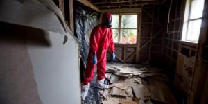 Meth Contaminated House