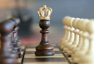 Chess win success