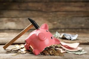Retirement2 Broken Pig