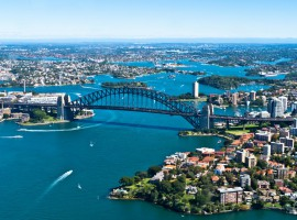 Sydney Achieves Record Growth While States Suffer Corrections