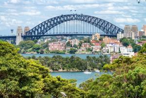 Buildings Of Sydney. Wonderful City Skyline