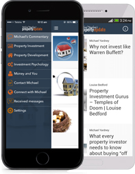 Get the Property Update app