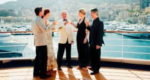 Rich People Celebrate