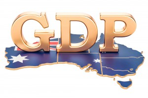 Gross Domestic Product Gdp Of Australia