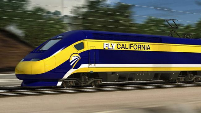 California's High Speed