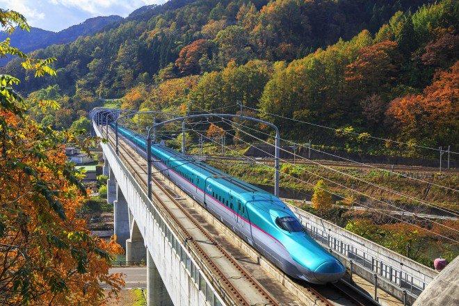 Japan's Shinkasen